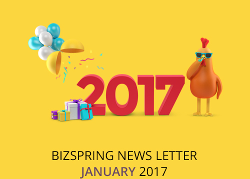BIZSPRING NEWS LETTER JANUARY 2017