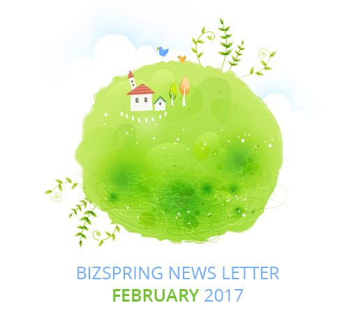 BIZSPRING NEWS LETTER February 2017